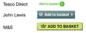 Screen shot showing add to basket buttons
