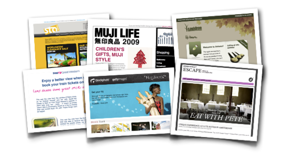 Email Newsletter Design Guidelines Cxpartners