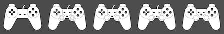 Playstation joypads